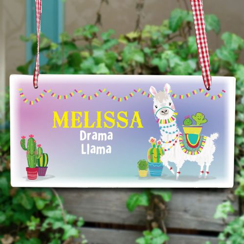 Personalised Pineapple Wooden Sign
